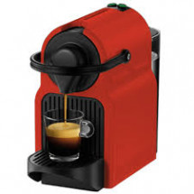 Кофемашина Nespresso INISSIA XN 1005 Ruby Red